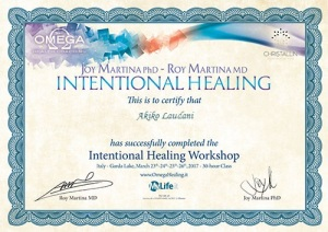 certificato_intentional_healing