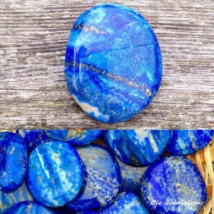 Goddess Eirs Stone Of Healing - Lapis Lazuli